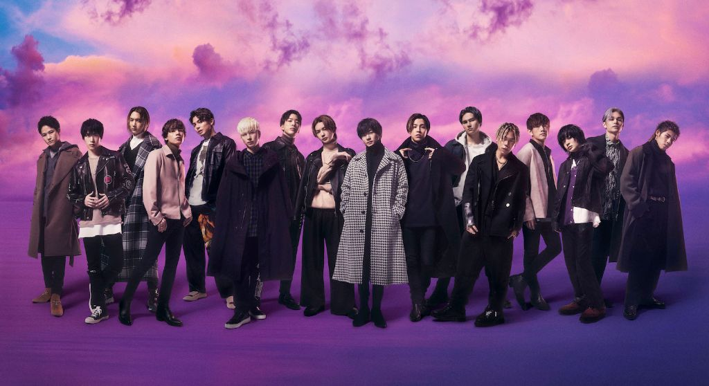 "THE RAMPAGE from EXILE TRIBE release visuals and MV for ""MY PRAYER"""
