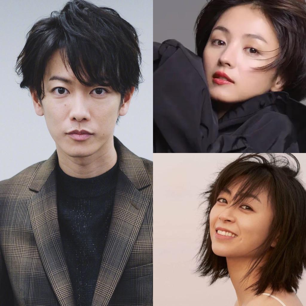 "Takeru Sato & Hikari Mitsushima to star in Netflix drama based on Hikaru Utada's songs ""First Love"" & ""Hatsukoi"""