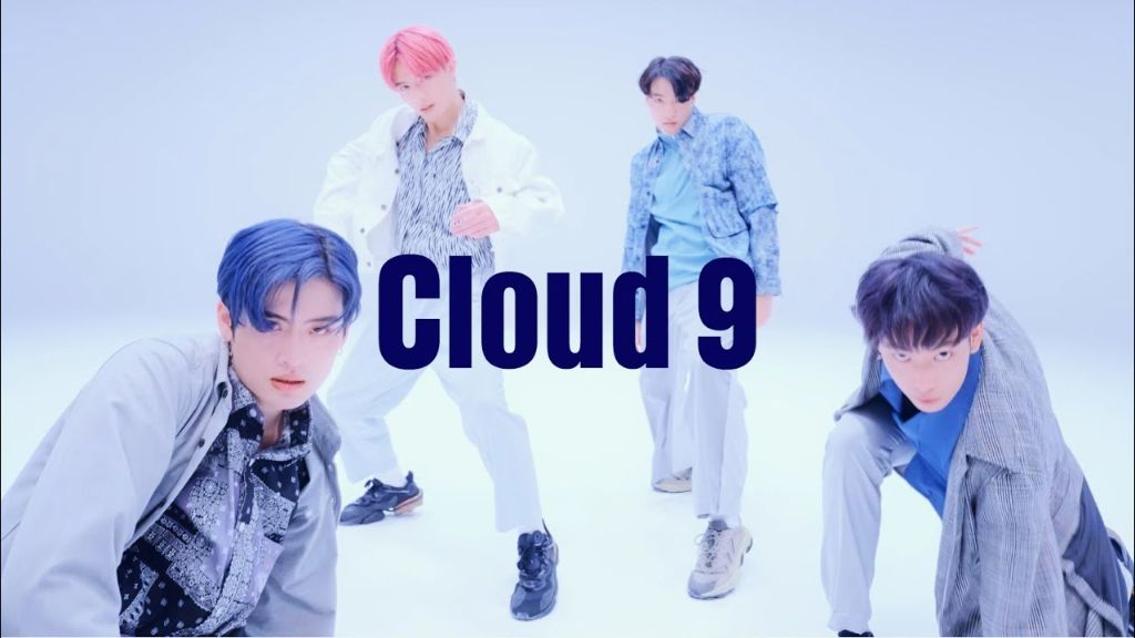 """avex's Japanese-Chinese group """"WARPs UP"""" release new single """"Cloud 9"""""""