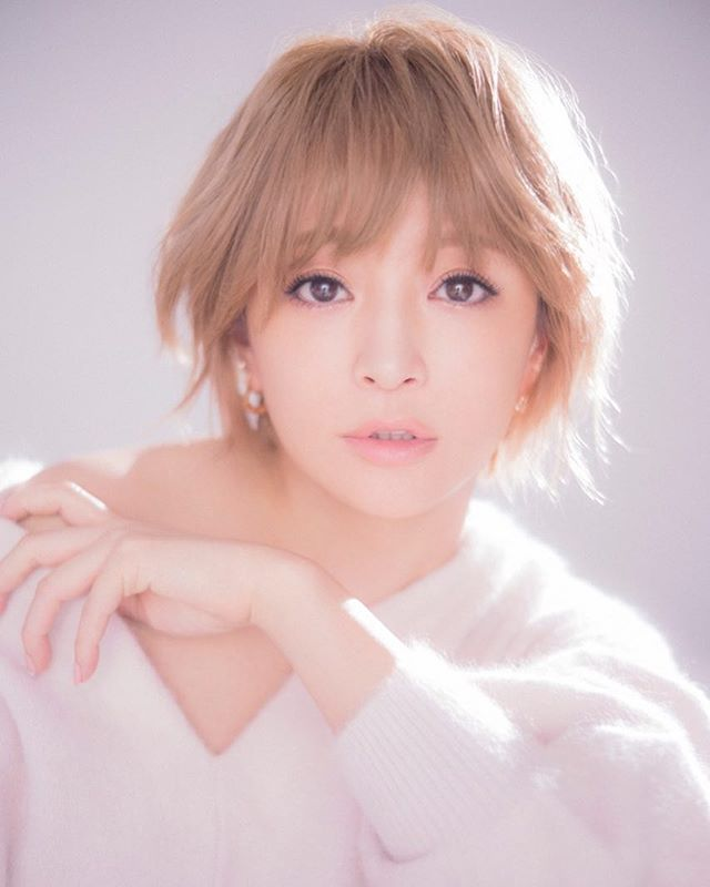 Ayumi Hamasaki shares photo of her baby for the first time!