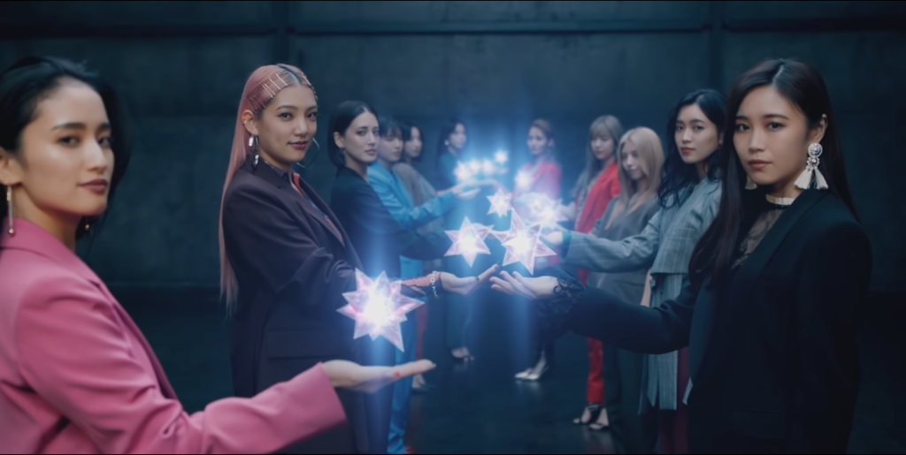 "E-girls release last MV for ""So many stars"""