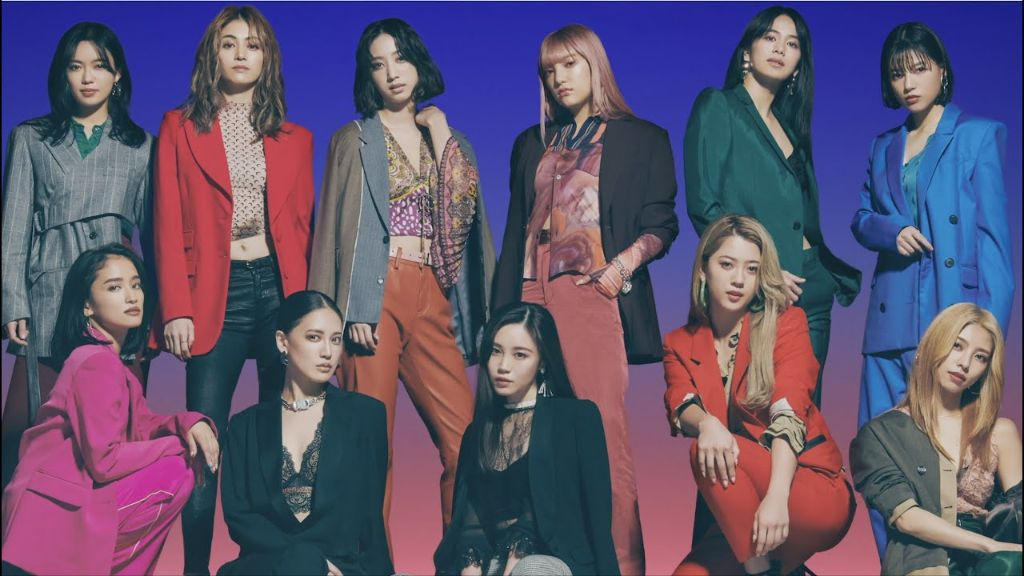 """E-girls release lyric video for their final original song """"eleven"""""""