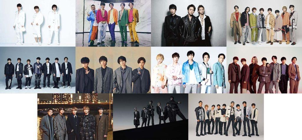 """King & Prince, Hey! Say! JUMP, NEWS, and More to Perform at """"Nihonju ni Genki wo!! Johnny's Countdown 2020-2021 ~Tokyo no Machi kara Uta de Tsunagaru Namahoso~"""""""