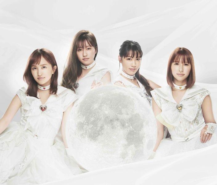 "Momoiro Clover Z release MV for ""Gesshoku Chainon"", theme of ""Sailor Moon Eternal"""