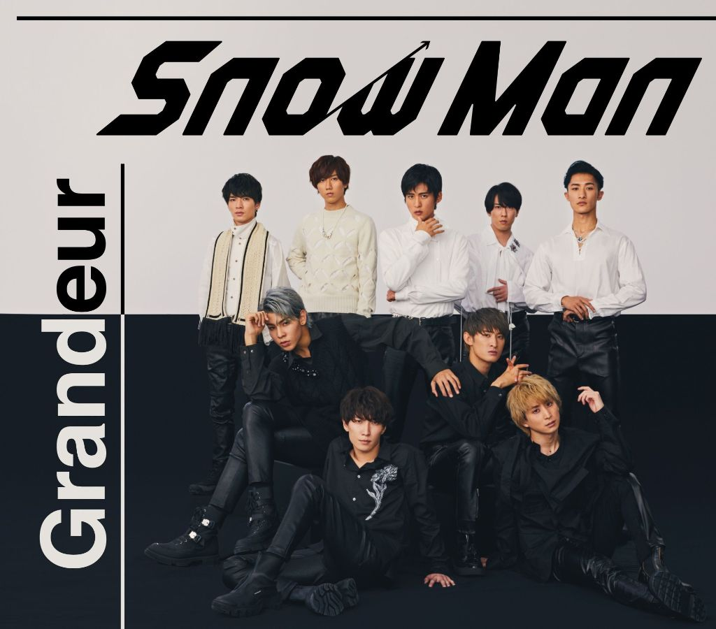 "Snow Man release anime MV for ""Grandeur"", theme of Black Clover"