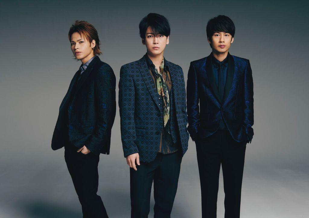 "KAT-TUN open Twitter account & announce 15th anniversary single ""Roar"""