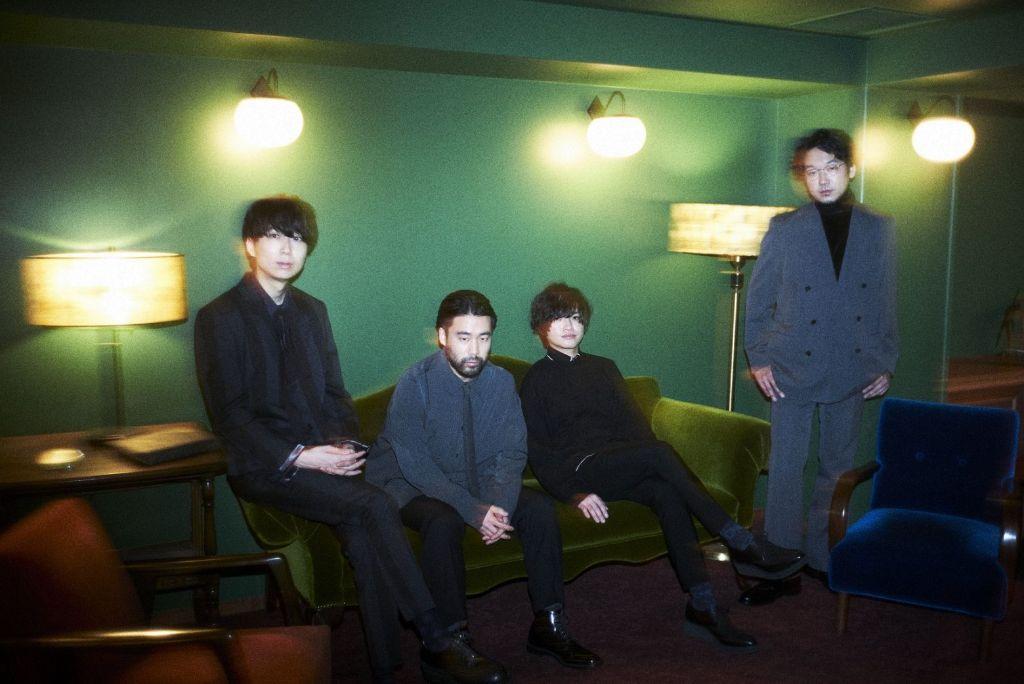 "indigo la End to Release New Album ""Yakou Himitsu"""