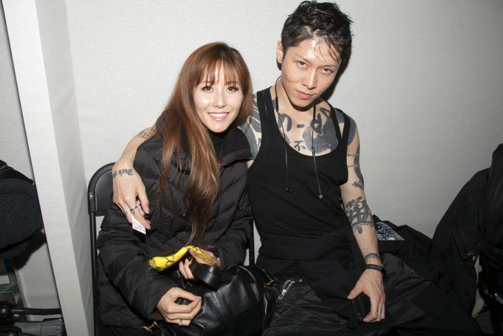 MIYAVI and melody. Welcome Their 3rd Child