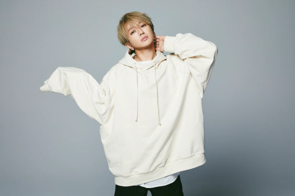 "Nissy (Takahiro Nishijima) shows off new blonde look in ""Get You Back"" MV"