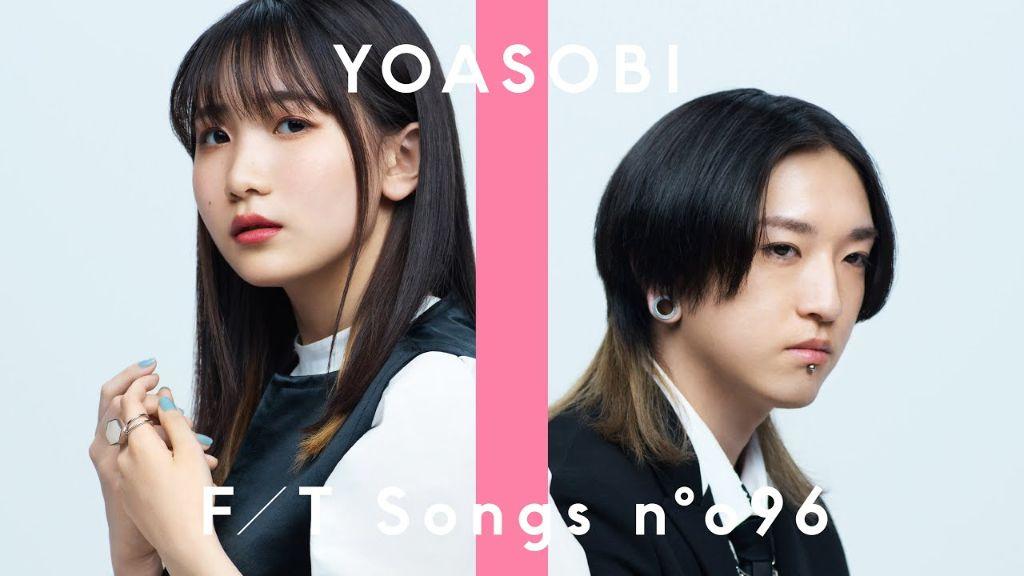 """YOASOBI returns to THE FIRST TAKE performing """"Gunjo"""""""