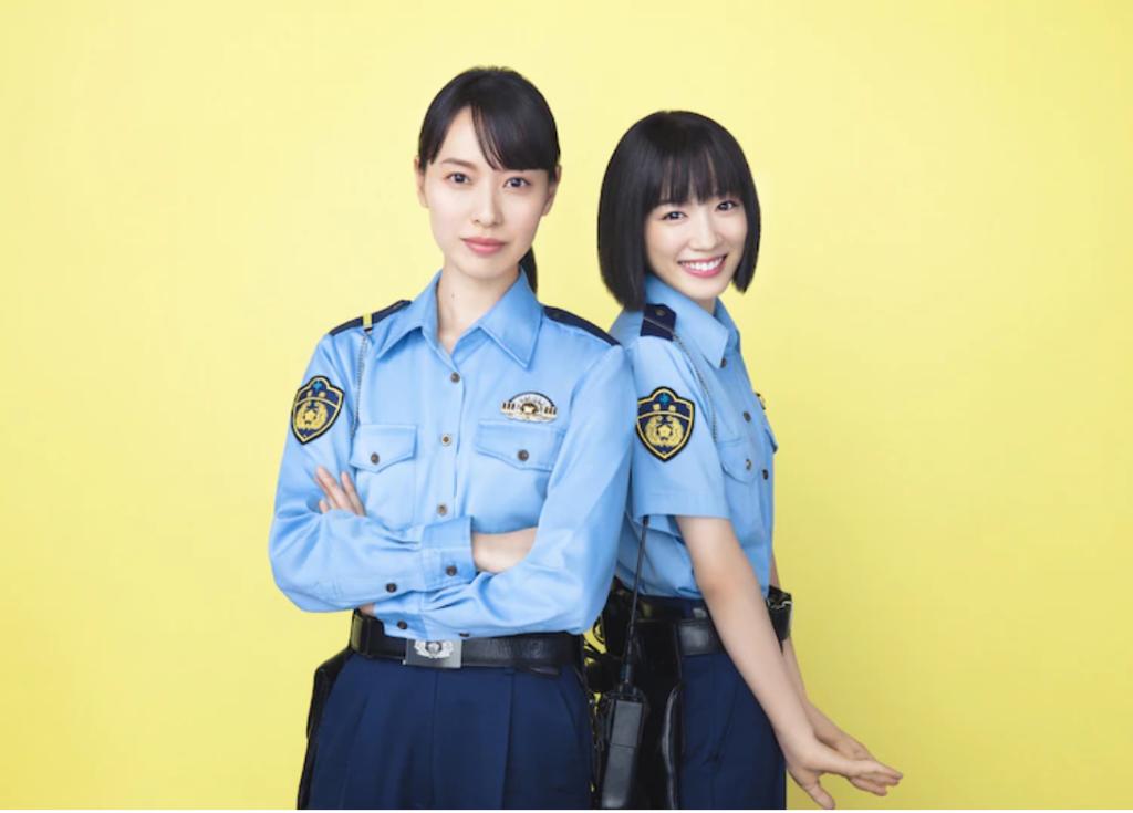 """Erika Toda & Mei Nagano to star in live-action """"Hakozume: Kōban Joshi no Gyakushū"""""""