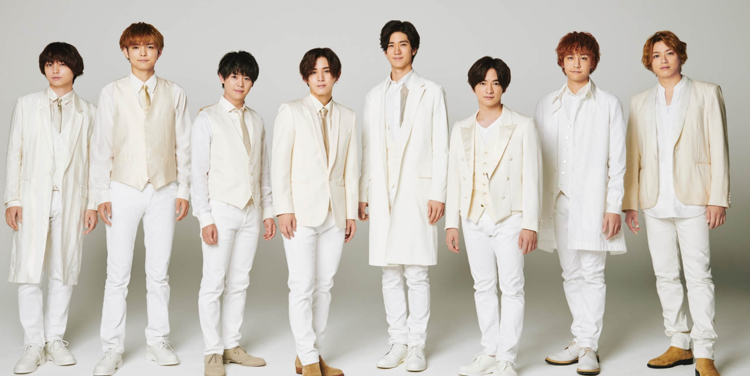 """Hey! Say! JUMP release 29th single """"Negative Fighter"""""""
