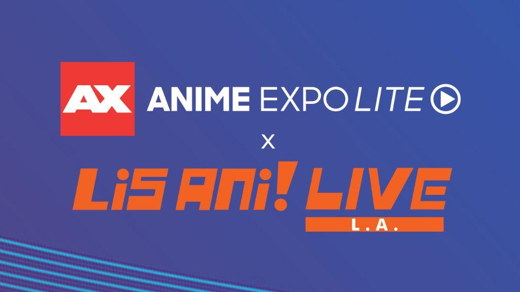 Anime Expo Lite 2021 & LisAni! Team Up for Online Concert