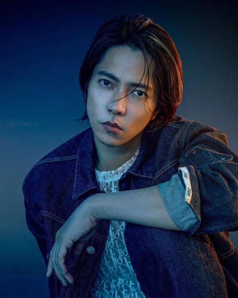 "Tomohisa Yamashita to star in global Hulu series ""Drops of God"""