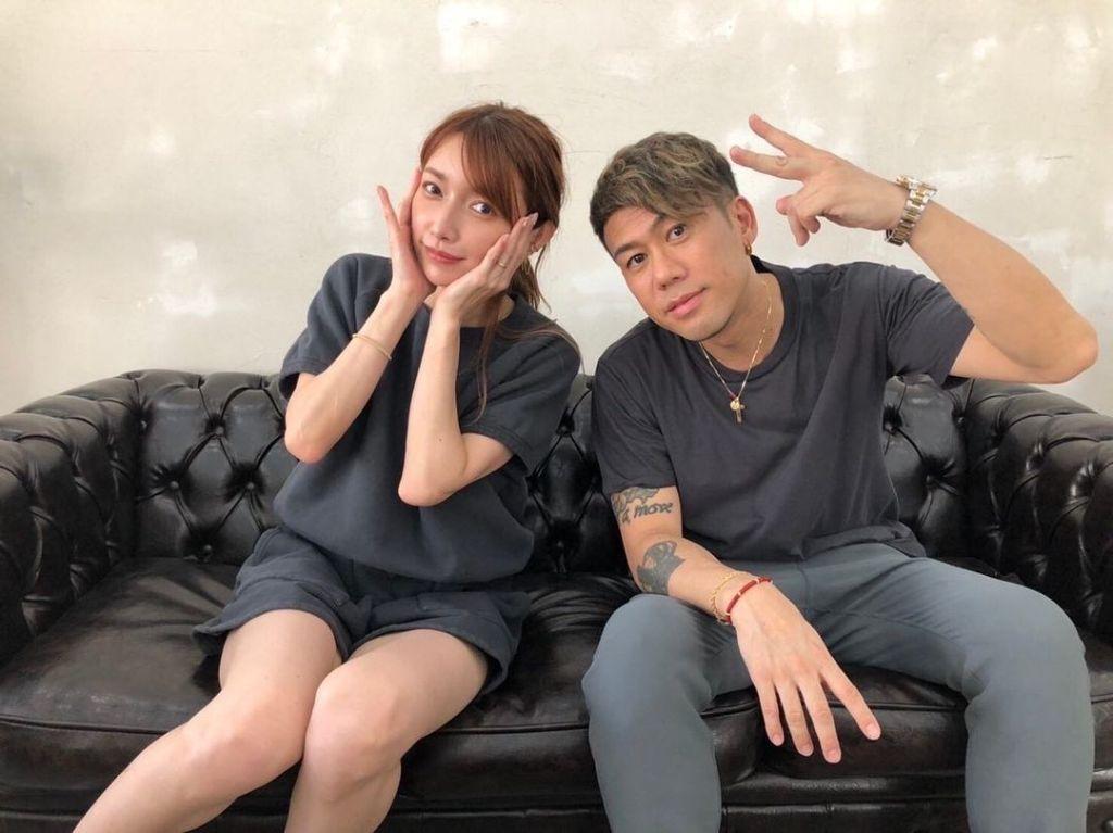 Maki Goto collaborates with CHEMISTRY's Kaname Kawabata