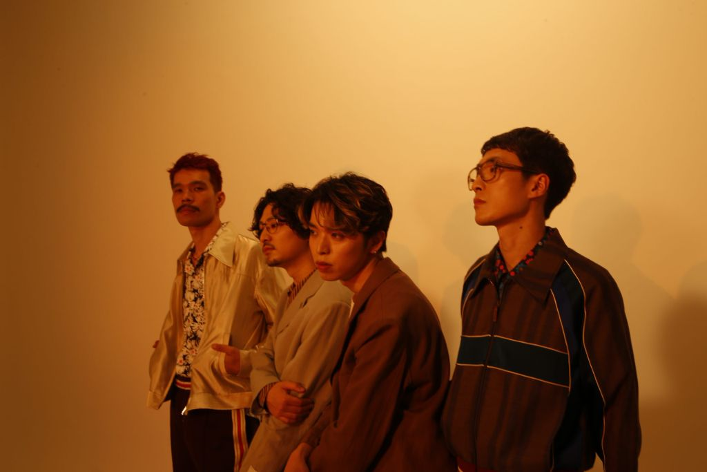 PEARL CENTER to Release Their Debut Album