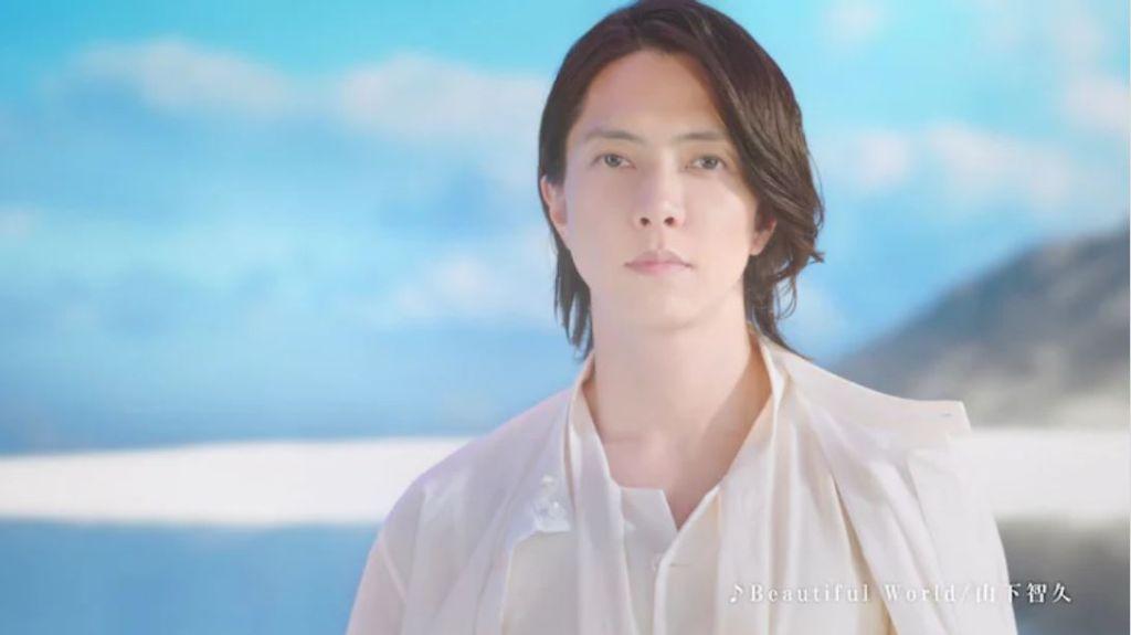 """Watch Tomohisa Yamashita's refreshing CM for """"HADA NATURE"""""""