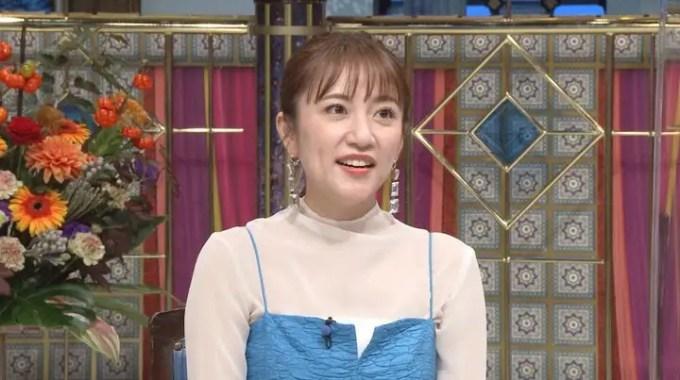 Minami Takahashi Accuses Husband of Not Brushing His Teeth